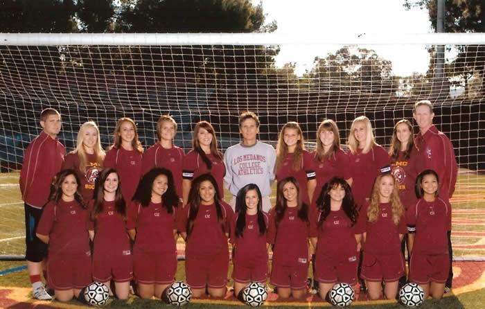 2010 - 2011 Soccer Team