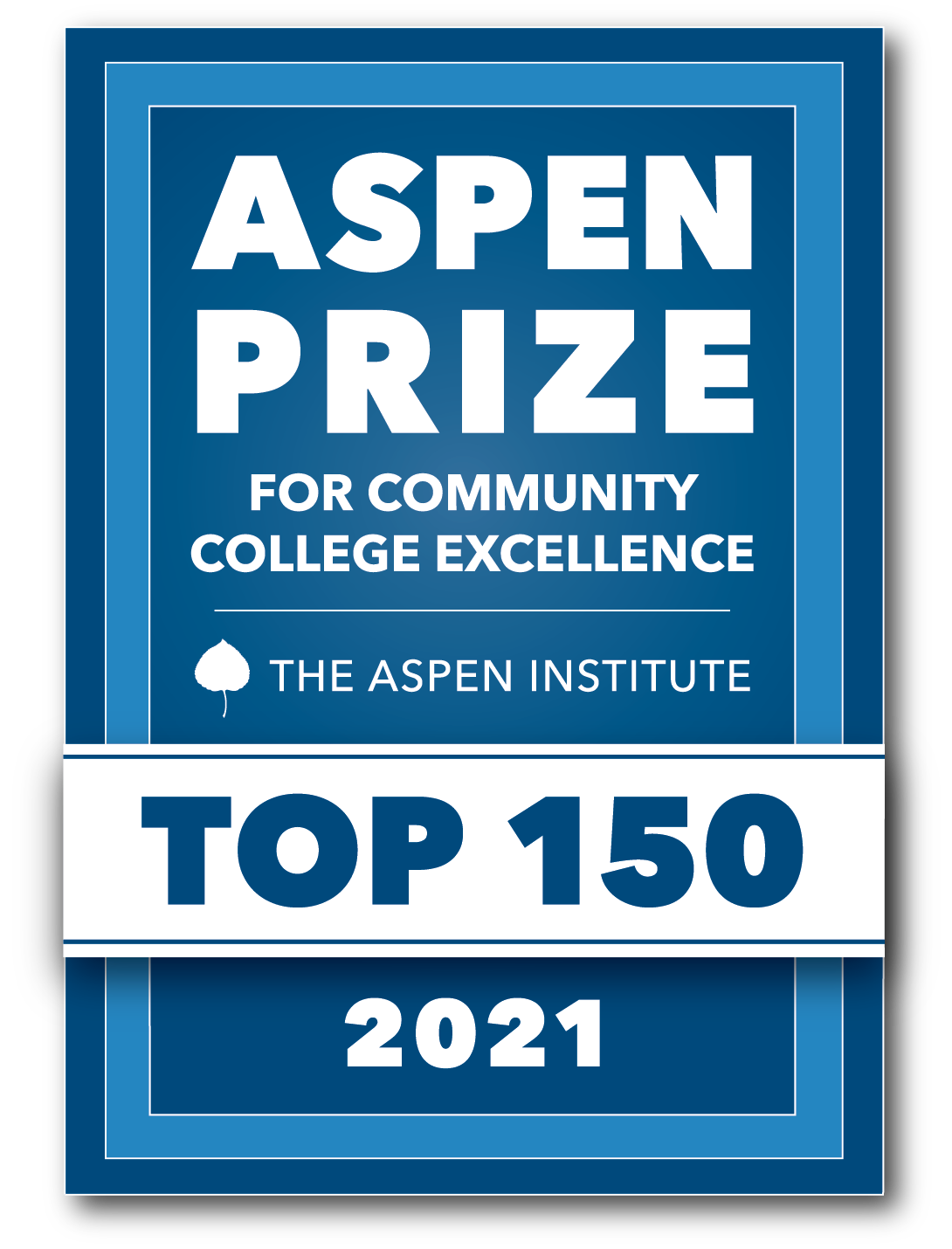 "Los Medanos College (LMC) has been named a ""Top 150 U.S. Community College"" by the Aspen Institute."