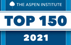 """Los Medanos College (LMC) has been named a """"Top 150 U.S. Community College"""" by the Aspen Institute."""