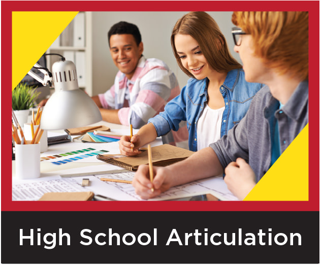High School Articulation