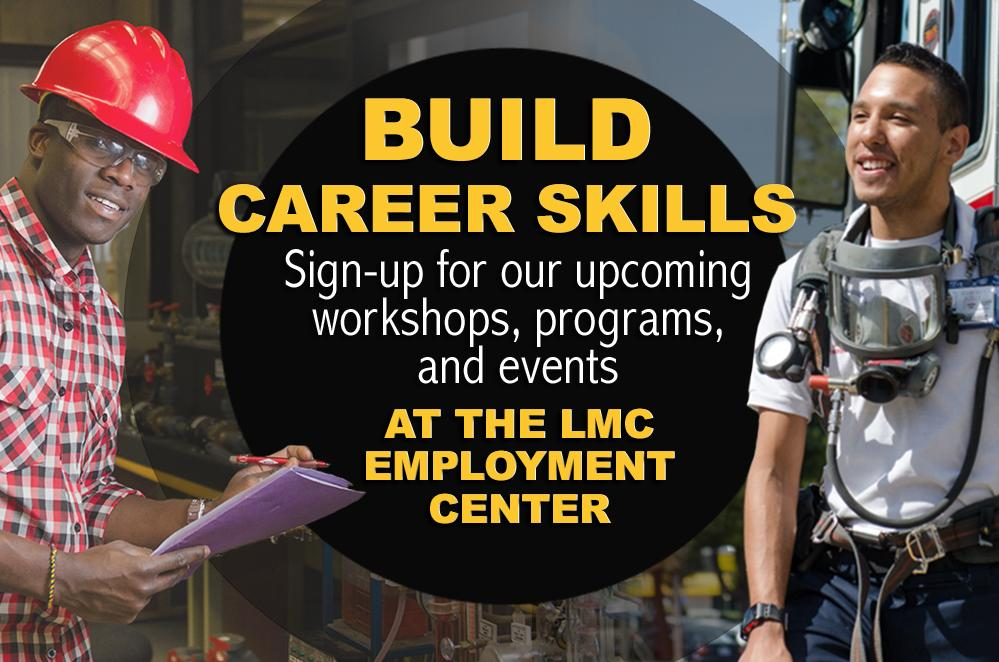 Build career skills with workshops