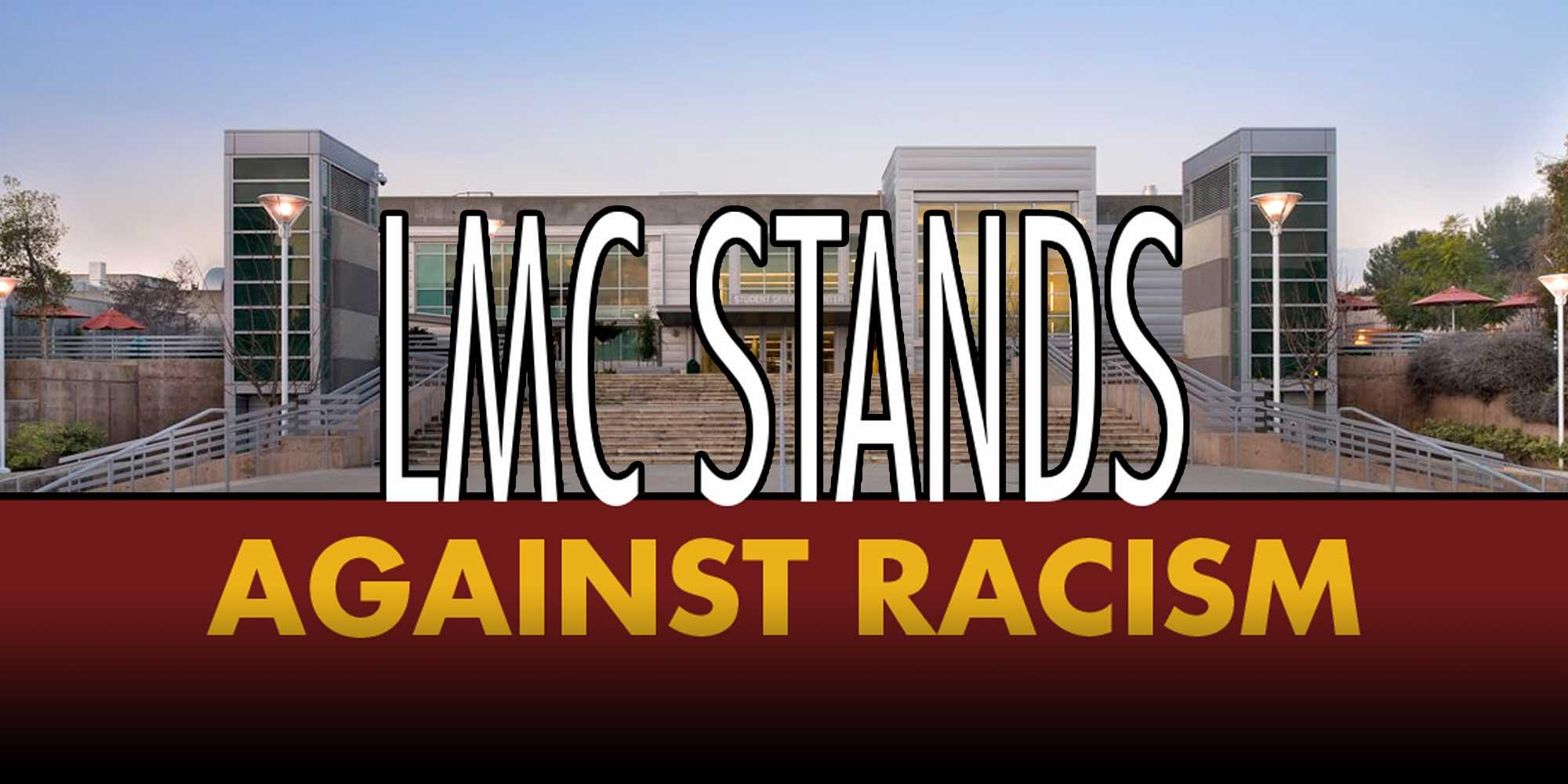 LMC Stands Against Racism