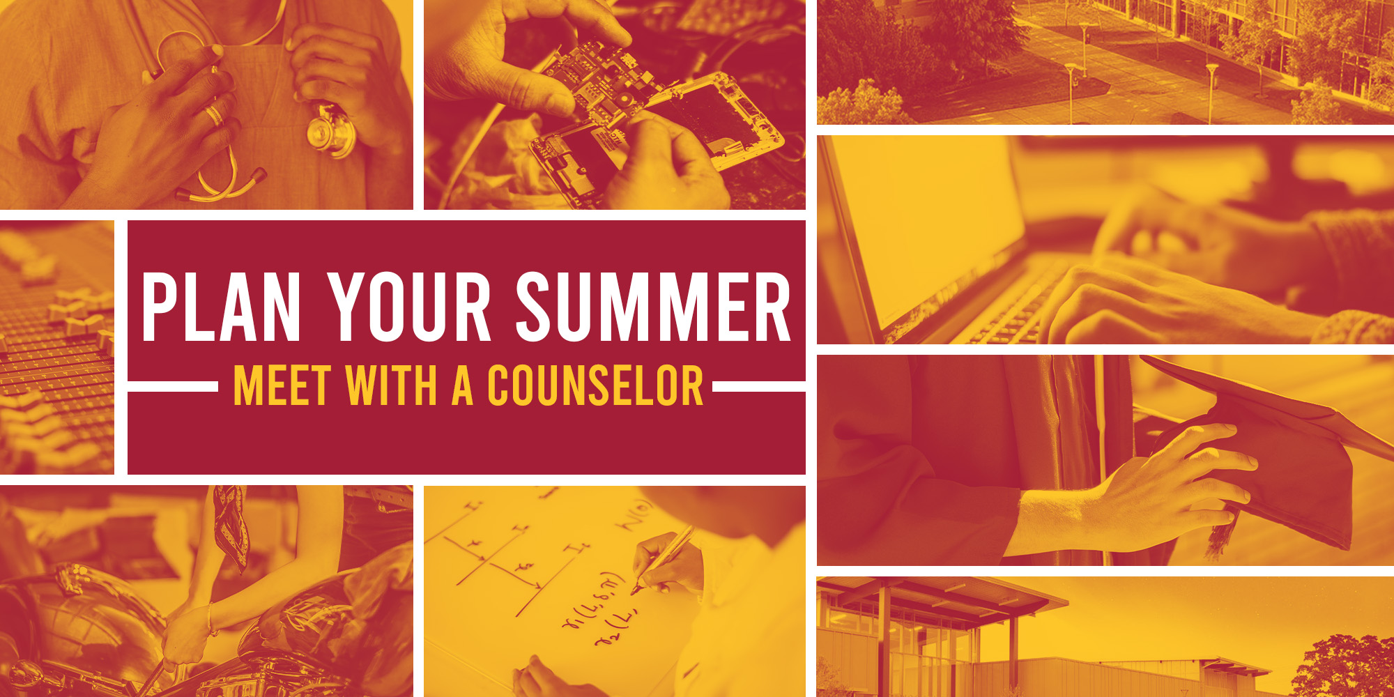 Meet with a counselor