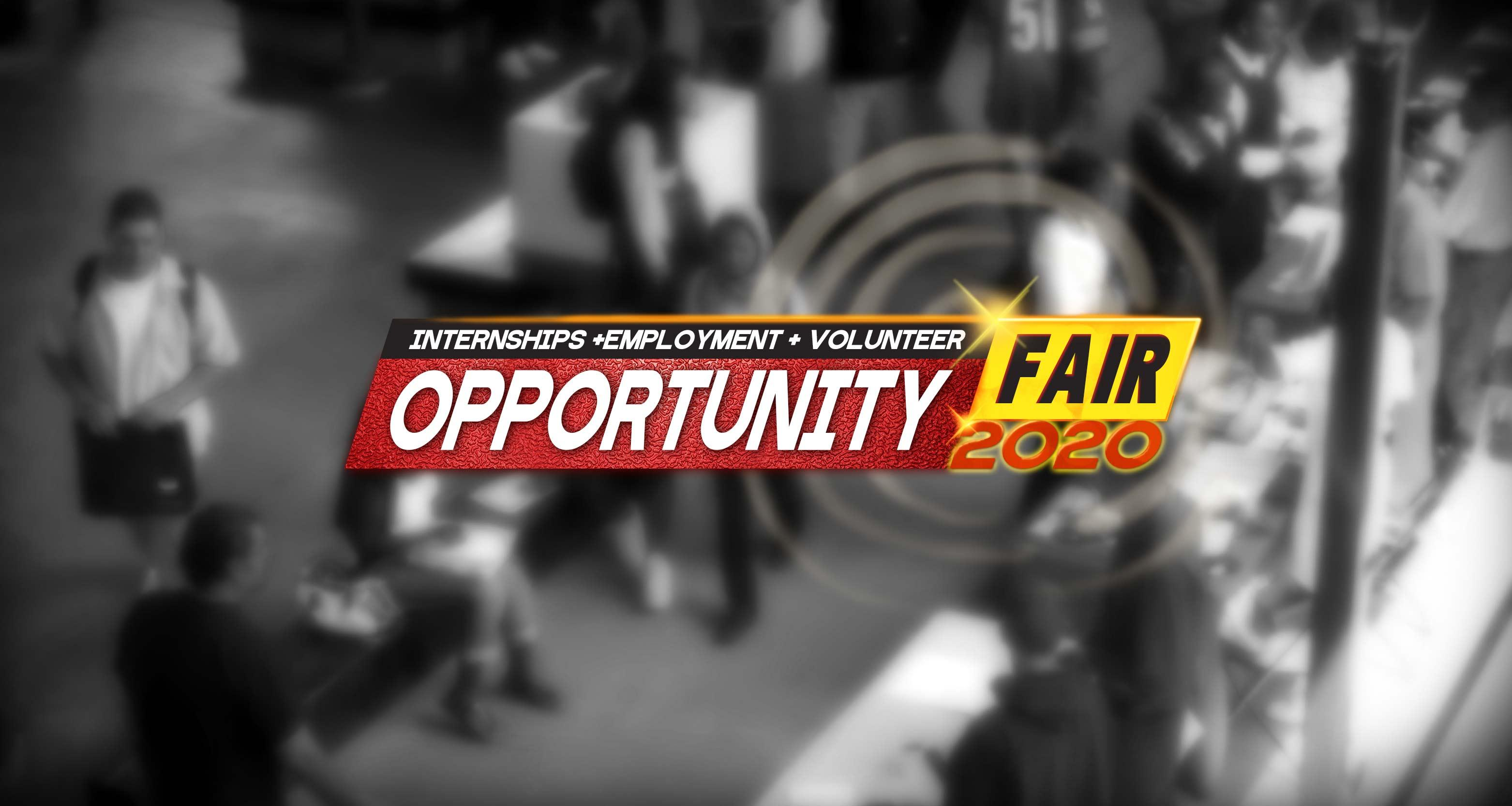Get ready for the opportunity fair