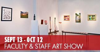 Faculty & Staff Art Show