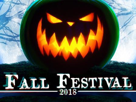 Fall Festival - haunted house