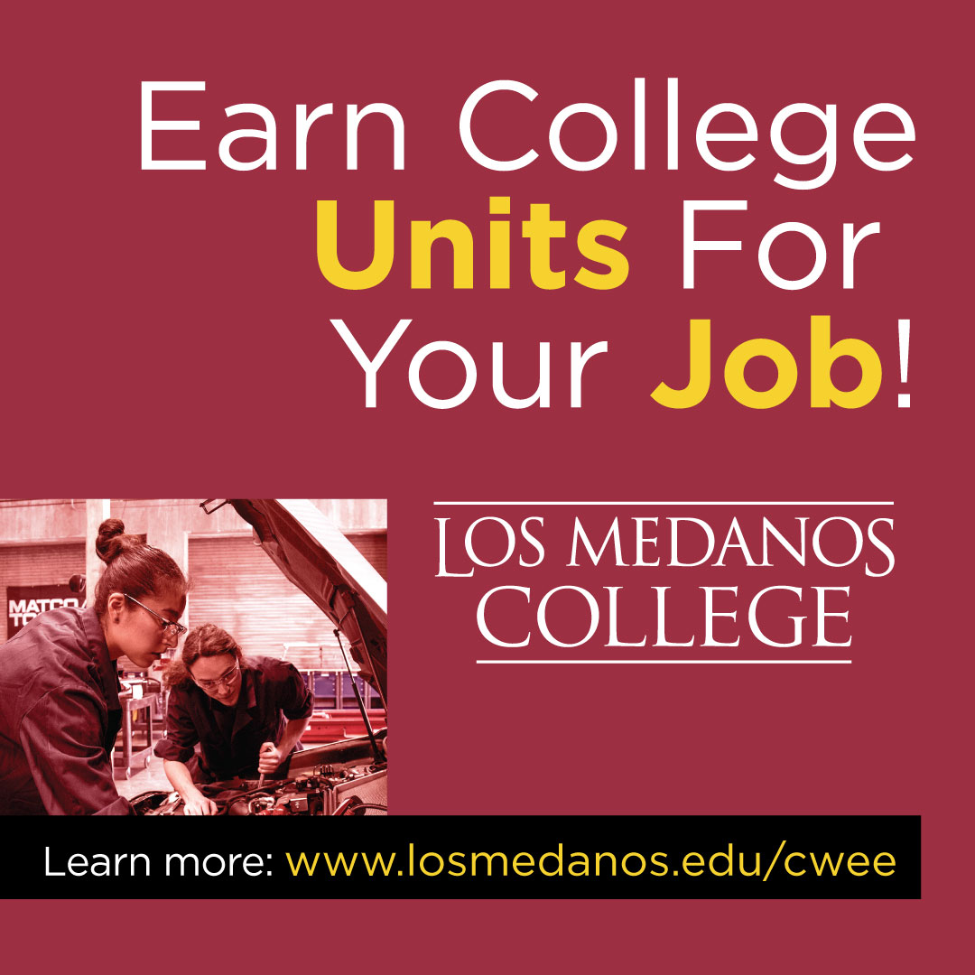 Earn college units for your job