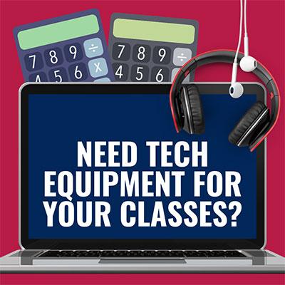 Need help with tech?