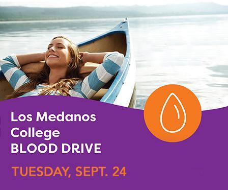Los Medanos College Blood Drive