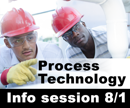 Process Technology information session 8/1