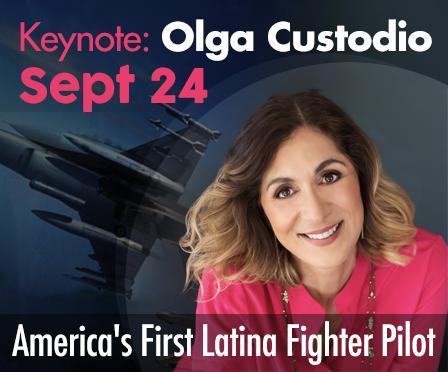 Keynote Speaker Sept 24 Olga Custodio
