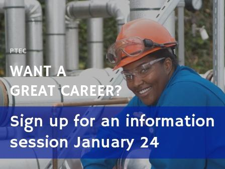 sign up for a PTEC session