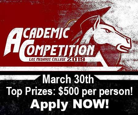 Academic Competition - Apply Now!