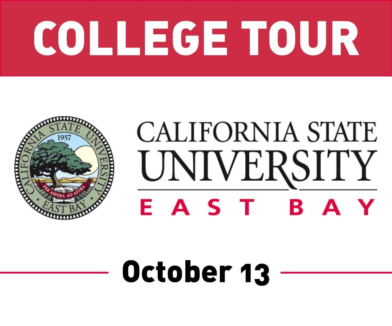 College tour CSUEB