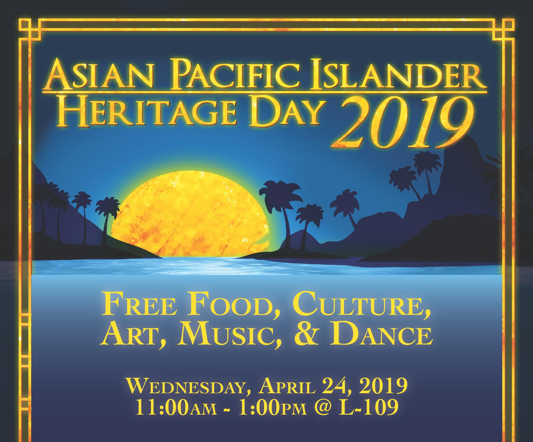 Asian Pacific Islander Heritage Day