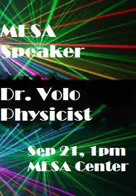 MESA Speaker