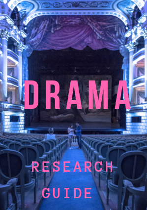 Drama Research Guide