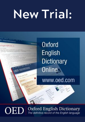 New Trial: OED