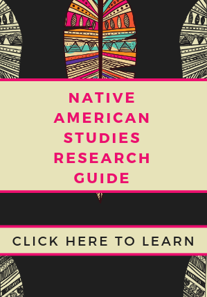 Native American Studies Research Guide