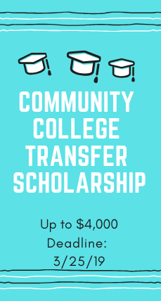 Community College Transfer Scholarship