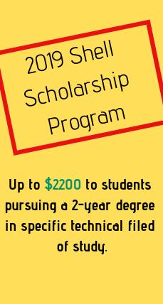 Shell Scholarship Program
