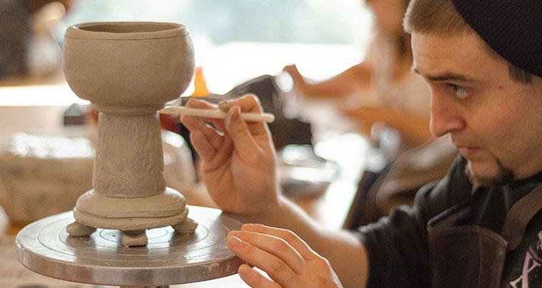 Ceramics - hand building