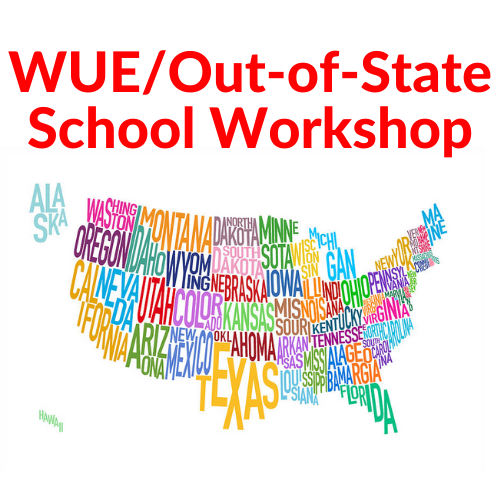 Out-of-State Schools Workshop