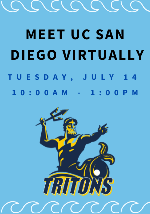 Book an appointment with UCSD