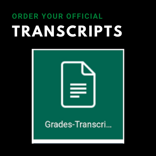 Order your official transcripts
