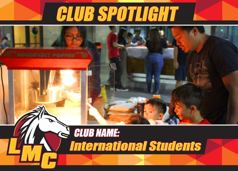 International Students Club