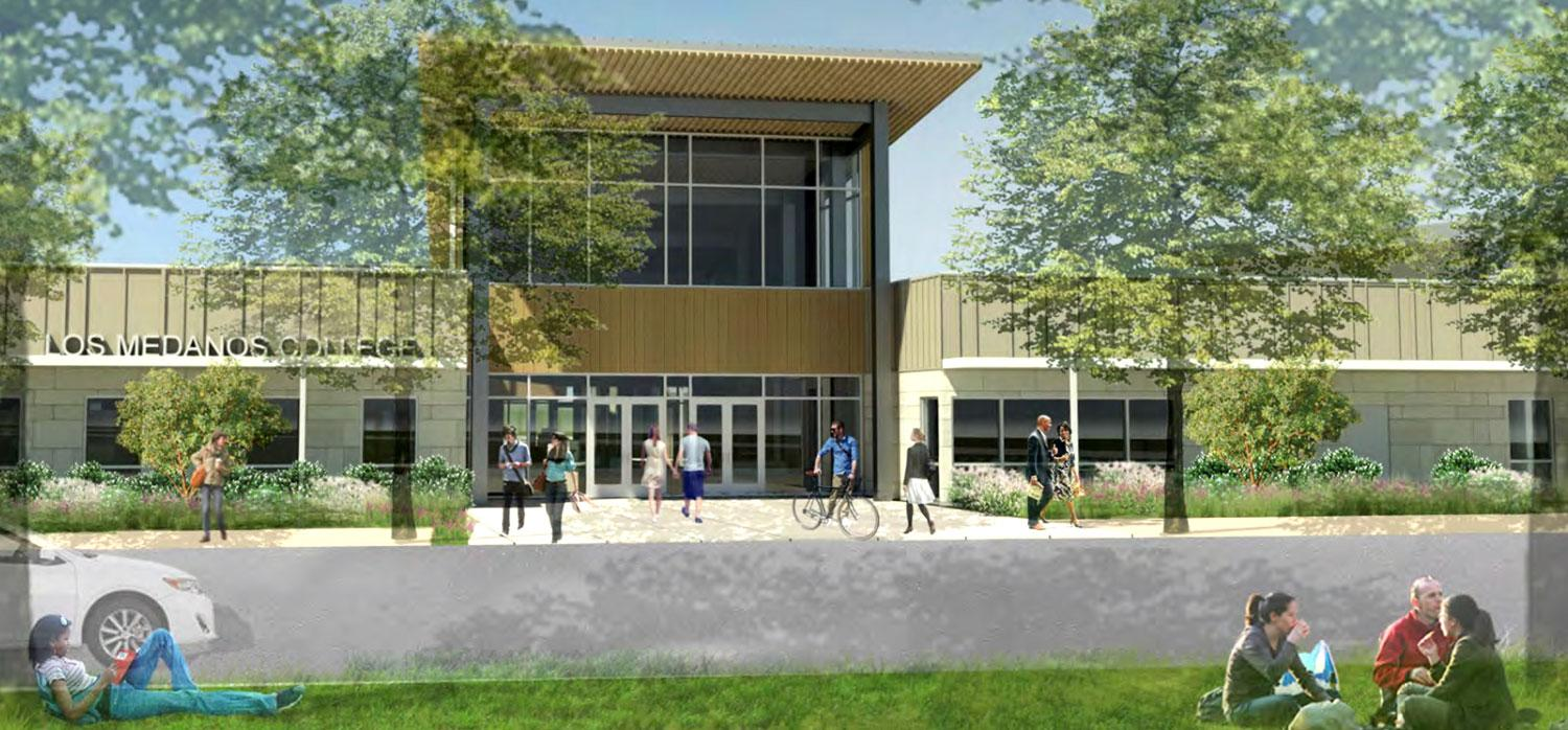 The New Brentwood Center