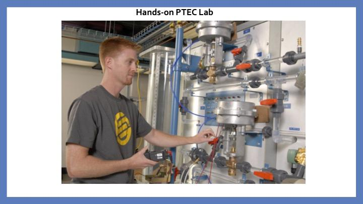 PTEC equipment