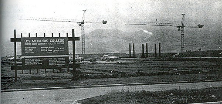 LMC campus being constructed