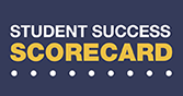 Visit the student success scorecard website for the most current information