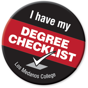 Degree Checklist Button