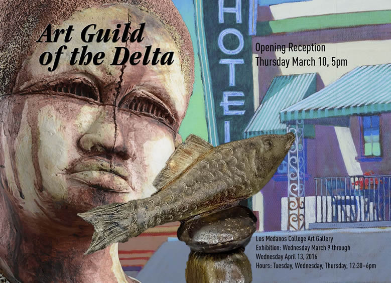 Art Guild of the Delta at the LMC Art Gallery