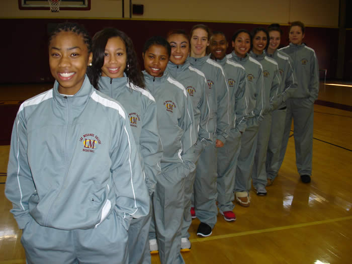 Women's Basketball Team 2011
