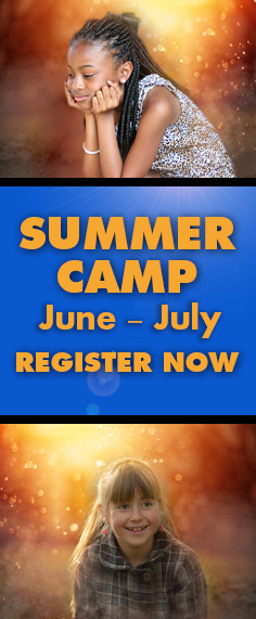 Child Care Summer Camp - June - July (register now)