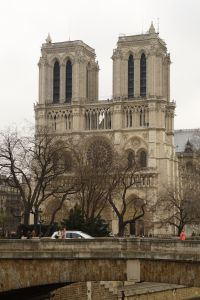 Norte Dame Cathedral