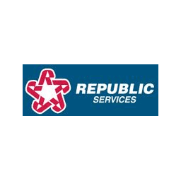 Image result for republic service logo