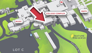 Map of College Complex