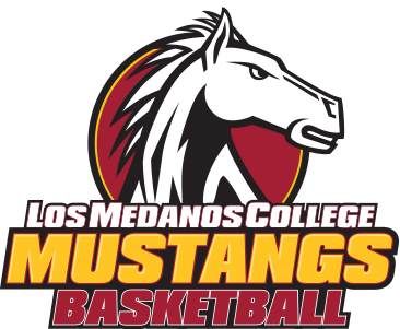 Men's Basketball Mustang Logo