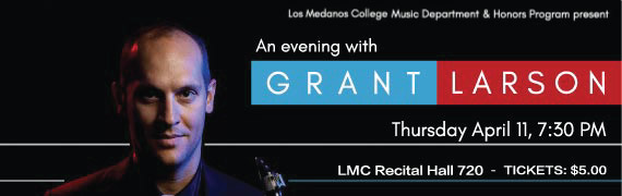 An Evening with Grant Larson