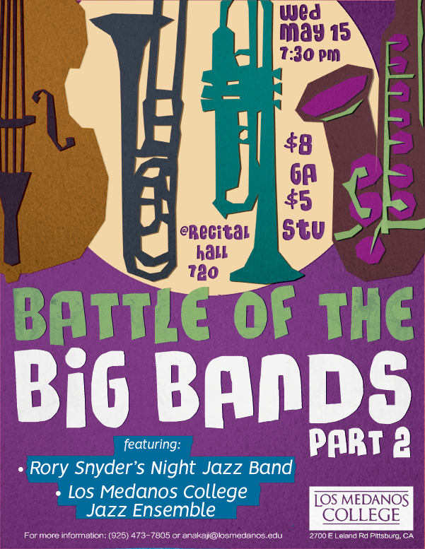 SP19 Battle of the Big Bands pt 2