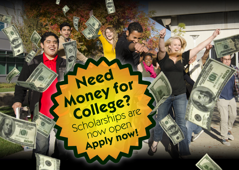 Apply for scholarships now_