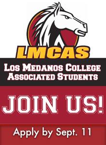 apply to be a LMC student senator