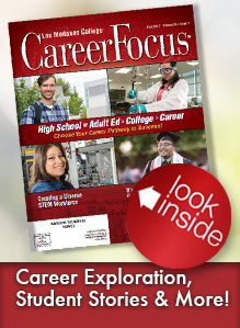 View our CareeFocus Magazine