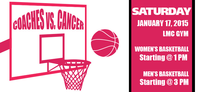 Coaches vs cancer  Jan 17