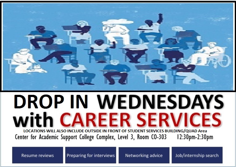 DROP IN WEDNESDAYS