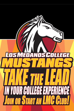 Mustangs Take the Lead in your college experience. Join or start a club